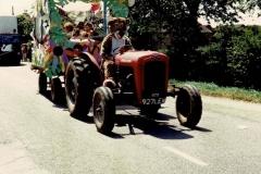 School carnival float #4 (Elaine Gebbie)