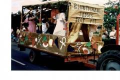 School carnival float #5  (Elaine Gebbie)