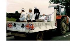 School carnival float #6 (Elaine Gebbie)
