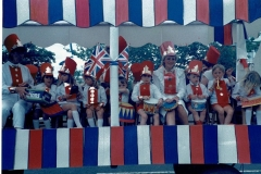 Bluntisham Carnival #2 playgroup float (Jean Dench)