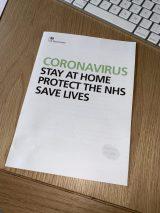 Coronavirus Leaflet