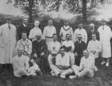 1921 Bluntisham Cricket Club Winners