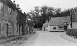 East Street 1920's - looking onto Rose & Crown - provided by Tim Rose
