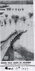 1937 Flood at Earith