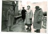 Bluntisham Station 1947