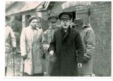 Bluntisham Station Staff 1947