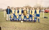 Photo Provided by Darren PingreeBack Row - Carl Pope, Darren Pingree, Steven Weaver,  Jamie Smith, Gary Zivtins, David Payne, Gary Dench, Sam Swales, Chriss Steel, Gary Hartley,Front Row - Rob Norman, Tim Mullee, John Tatt, Anthony Mullee, Matt Mustill