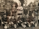 Bluntisham Football Club 1990