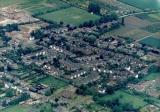 1998 Aerial View of Bluntisham, Peter Searle