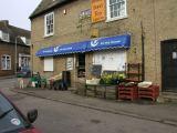 Tony Rowell's Shop Exterior