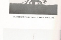 Bluntisham Windmills