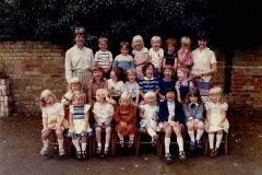 Bluntisham Playgroup - (Jean Dench)