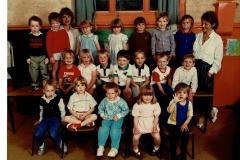 Bluntisham Playgroup - Jean & Elaine