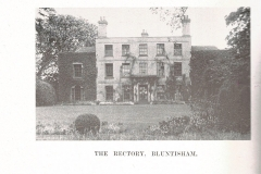 The Rectory Bluntisham