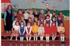 Class 1 - 1977 St Helen's School, Bluntisham (Tracey Davidson)