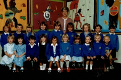 St Helens Year 2 1997 (Sylvia Waterworth)