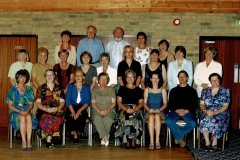 St Helens Staff 1998 (Sylvia Waterworth)