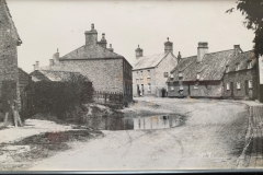 Wood End pond and Village Workhouse