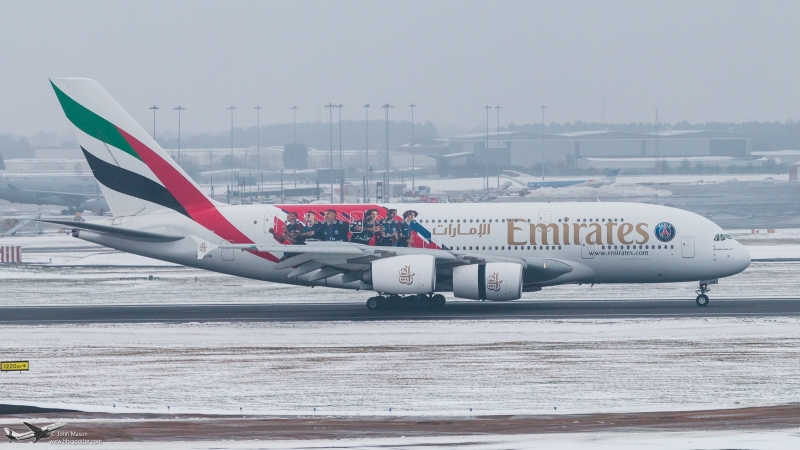 A6-EUB A388 UAE
