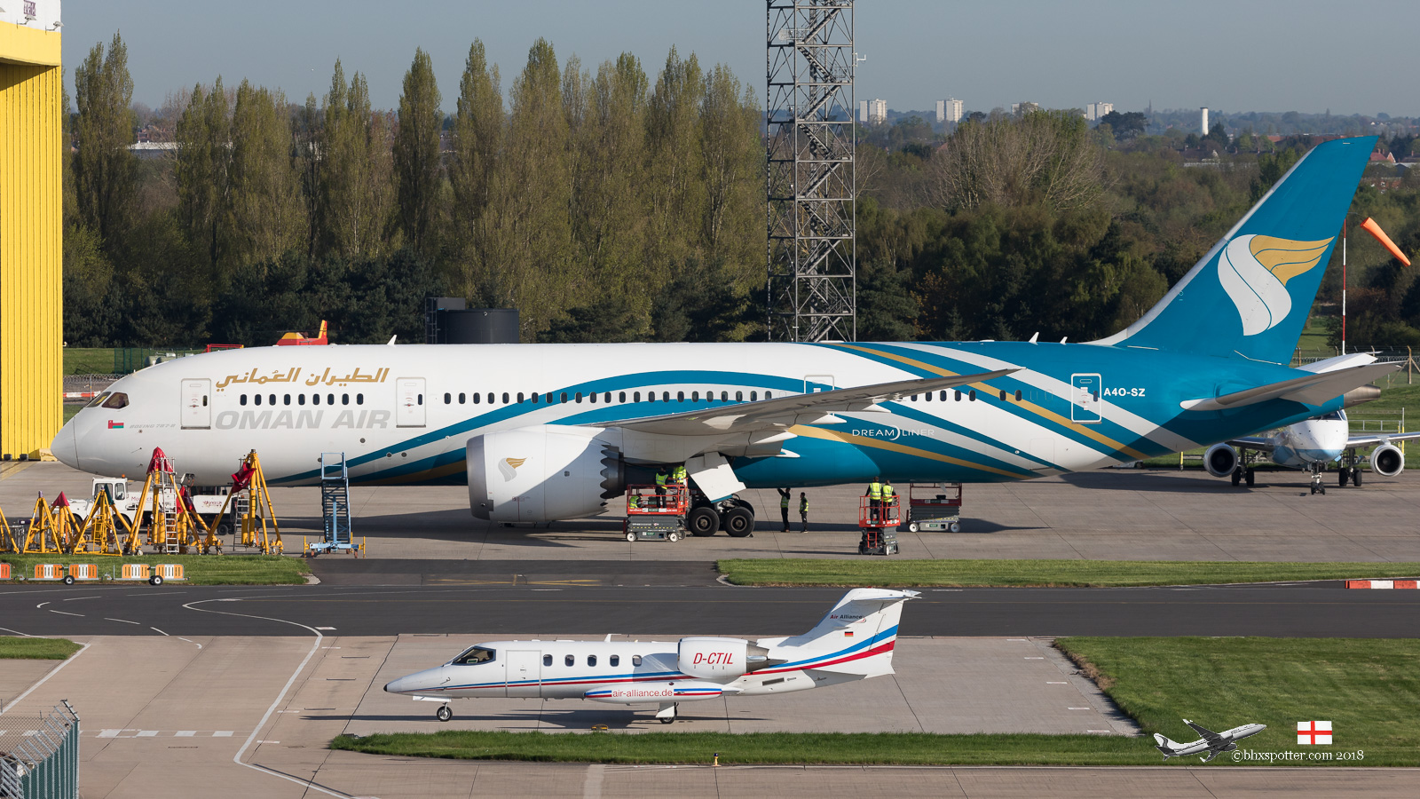 A4O-SZ B788 OMAN AIR