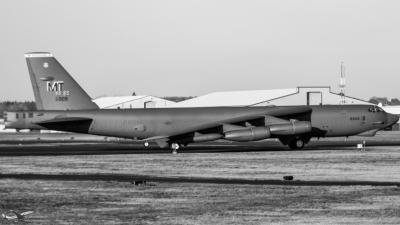 60-0009 B52H USAF BW