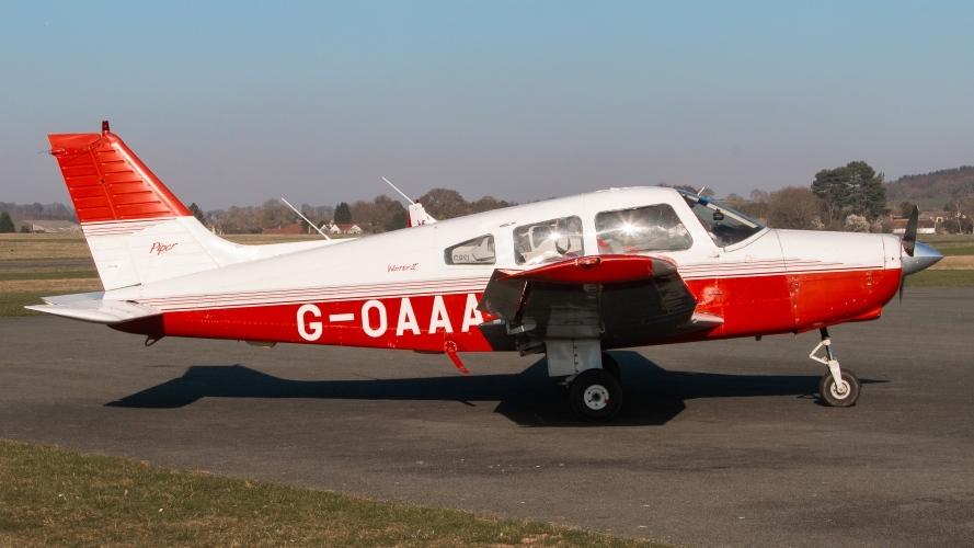 G-OAAA PA28