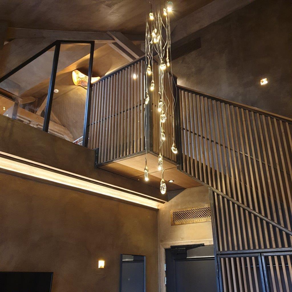 Hotel Saint Délis - Aménagement par Binôme
