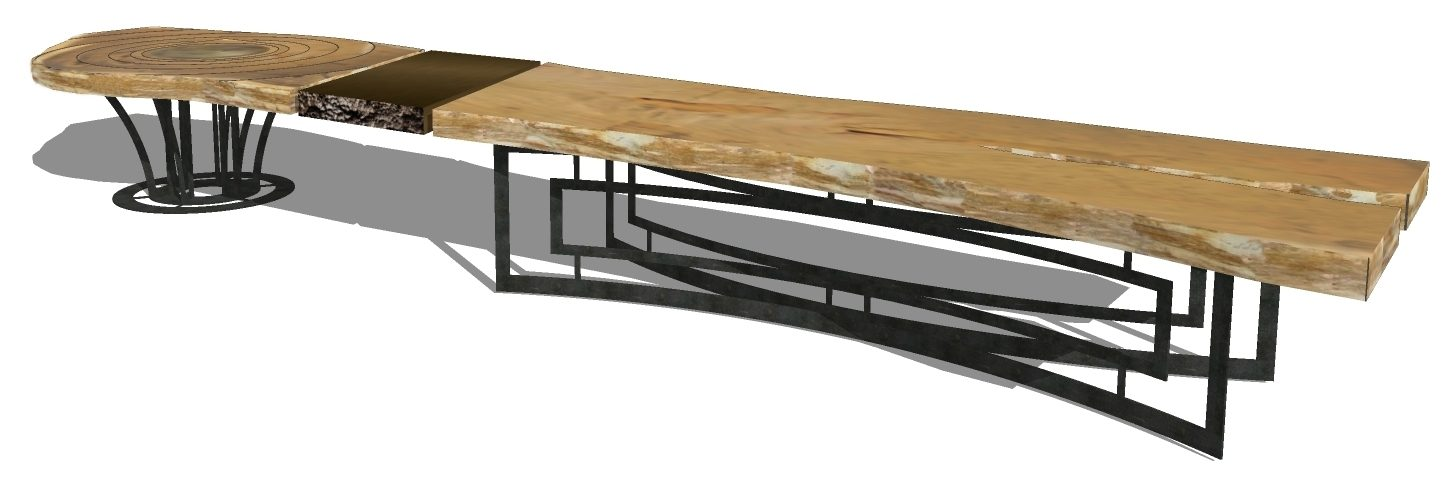 Limited Edition Orbital table