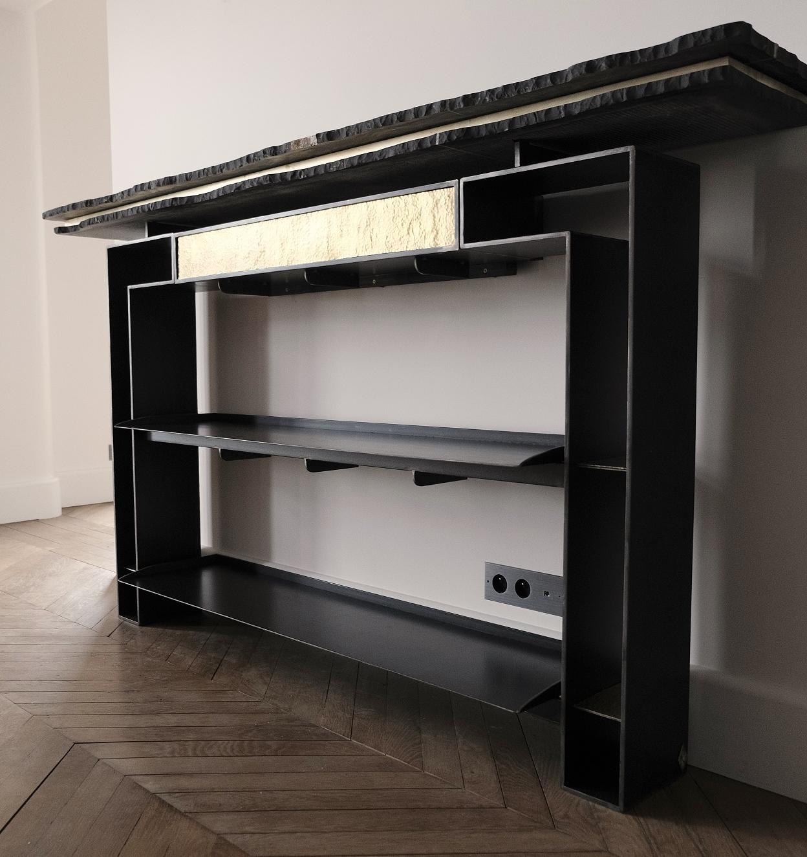 Console - Collection privée à Paris