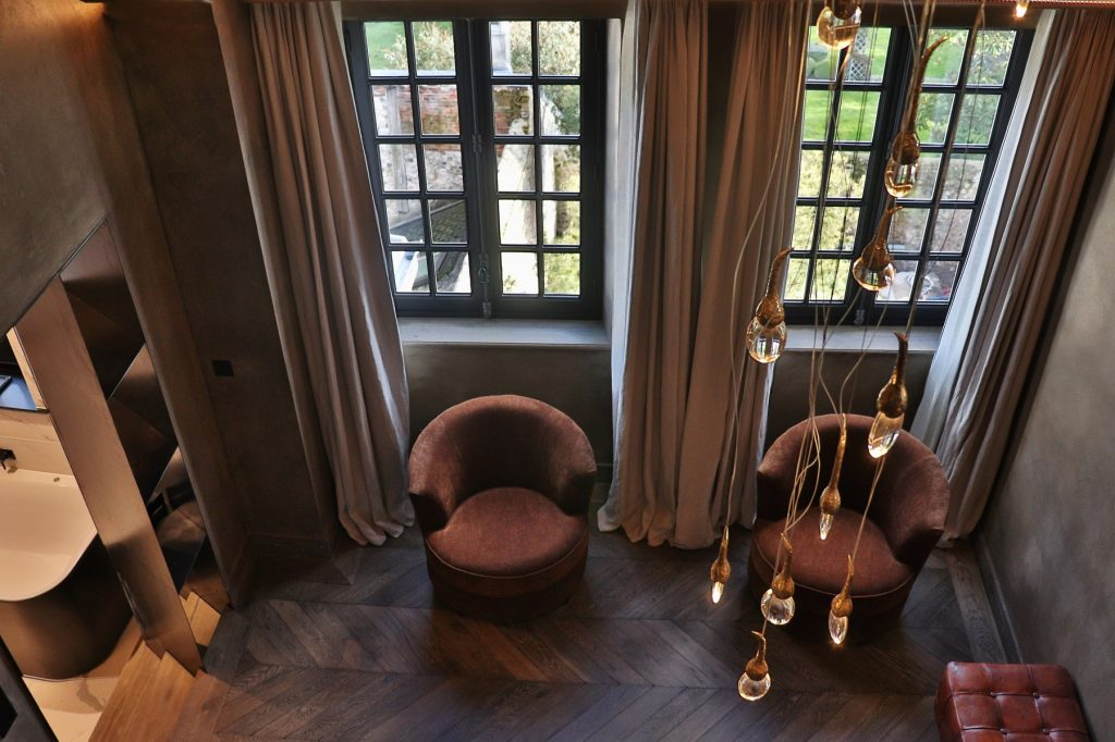 Hotel Saint Délis Honfleur - Chambre5