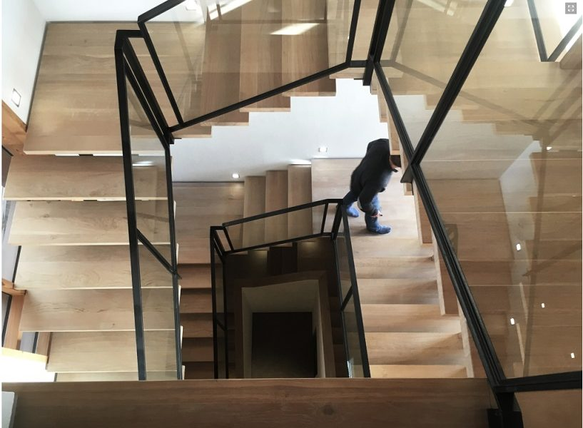 Villars-sur-Ollon - Binôme Staircase