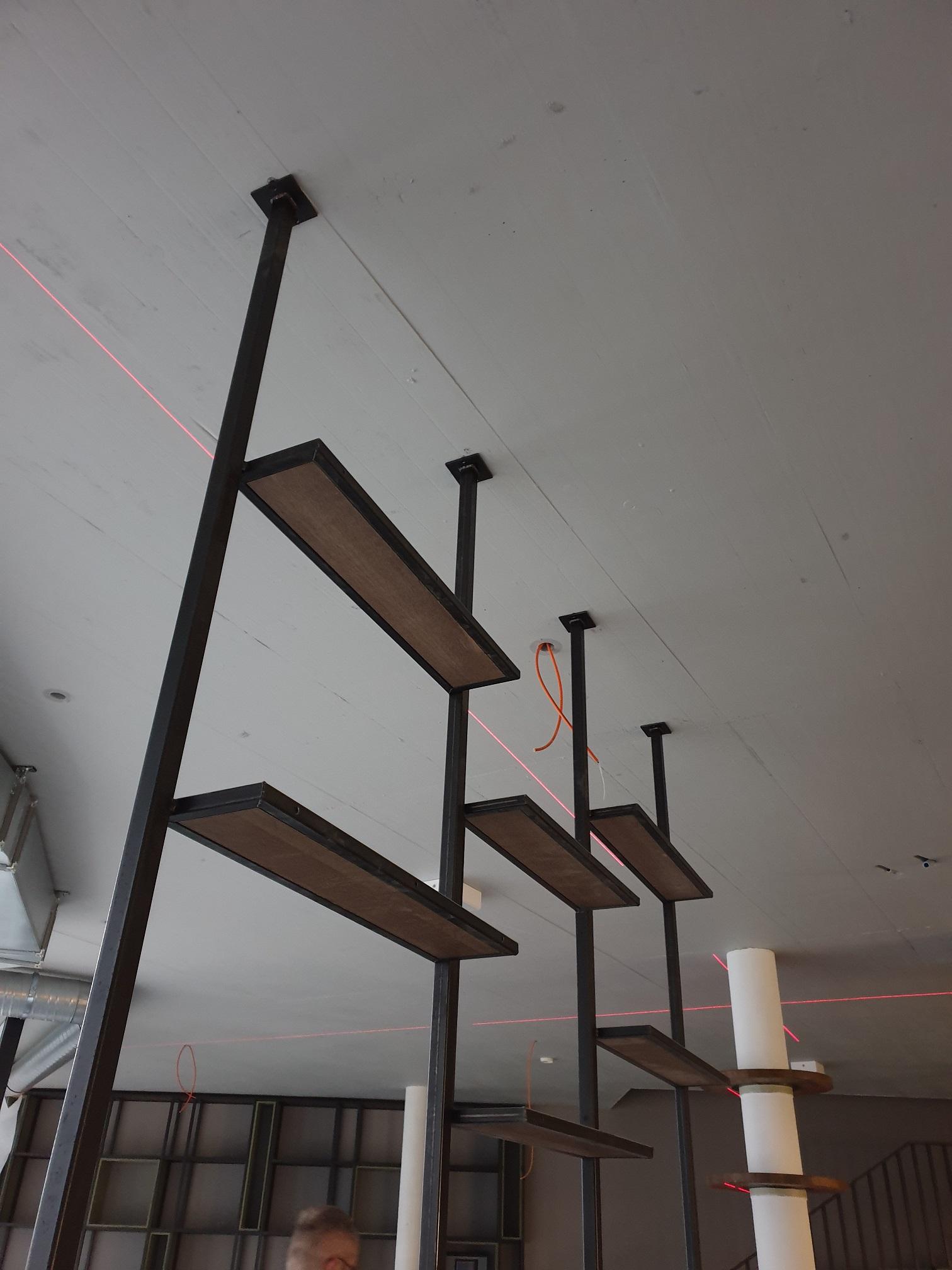 La Garenne International School - interior design
