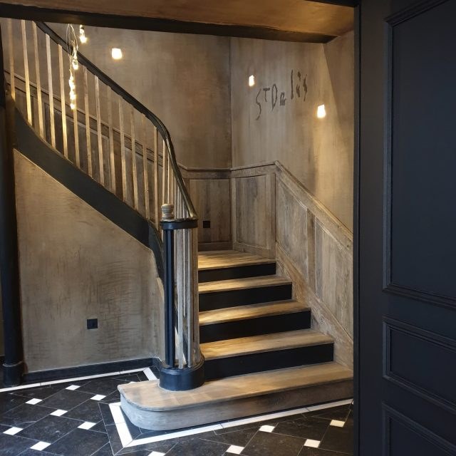 Hotel Saint Délis at Honfleur - Interior design by Binôme