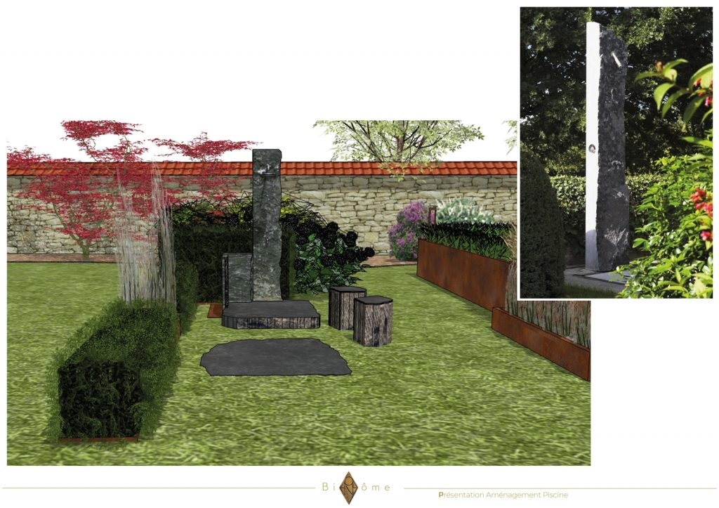 Binôme Garden Projects Swimming Pool
