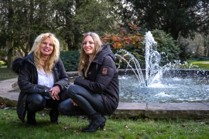 Familienbilder im Park Aachen