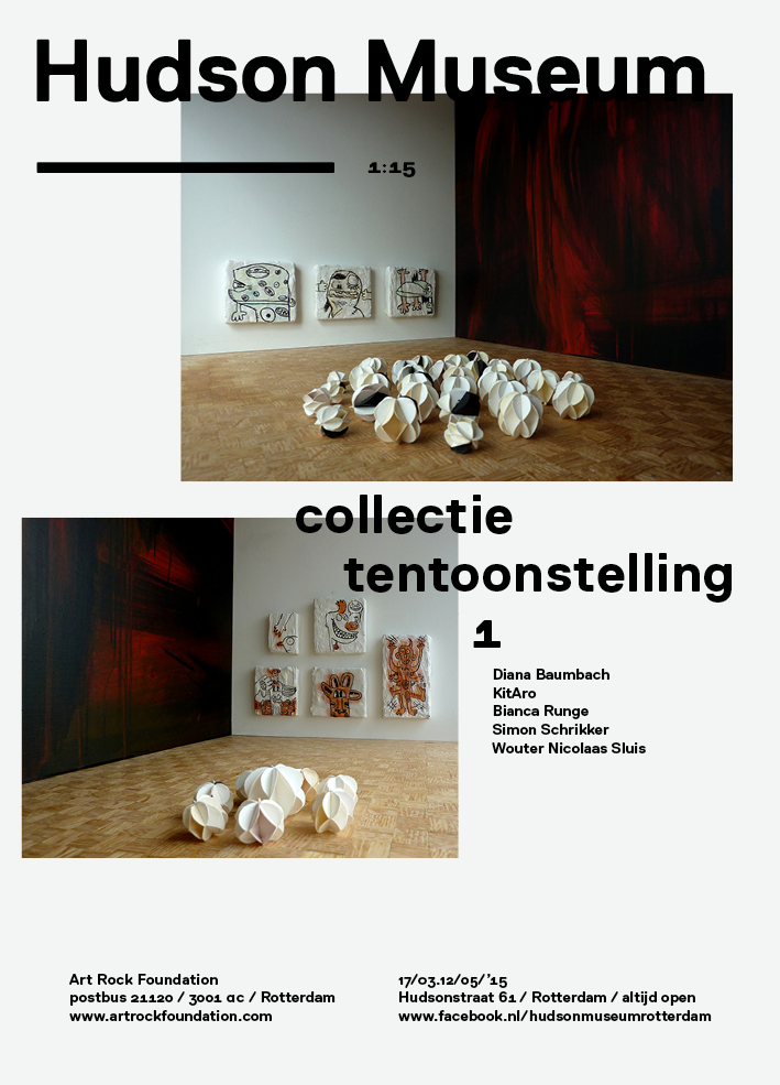 Art Rock |Collectie expositie 1-2015