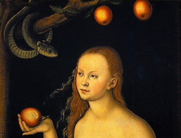 """Eva och barnafödandets """"förbannelse"""""""