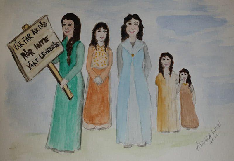 Selofhads döttrar