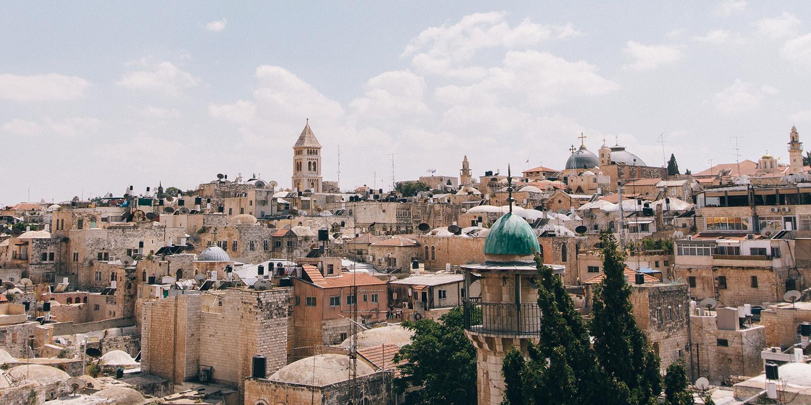 Jerusalem anerkendt af USA som Israels hovedstad
