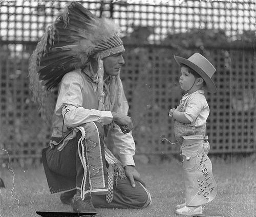 Indianer, Nodamerika, Schande,