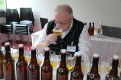 Manfred Newrzella,Brauermeisterschaft in der Berufsschule für Brauwesen in München 2018