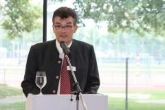 Schulleiter Gernot Raab, Brauermeisterschaft in der Berufsschule für Brauwesen in München 2018