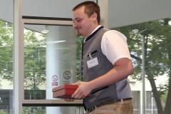 Matthias Ertl, Brauermeisterschaft in der Berufsschule für Brauwesen in München 2018