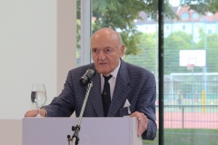 Professor Ludwig Narziß, Brauermeisterschaft in der Berufsschule für Brauwesen in München 2018