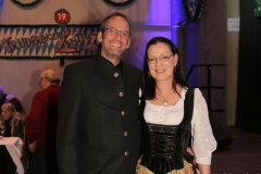 Claudia Tausend mit Mann, Truderinger Ventil in Kulturzentrum Trudering in München-Trudering 2019