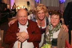 Helmut Schmid, Elisabeth Polaczy, Hedi Schmid (von li. nach re.), Truderinger Ventil in Kulturzentrum Trudering in München-Trudering 2019