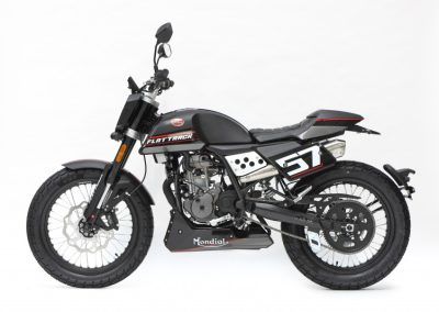 MOTOCICLETA FB MONDIAL FLAT TRACK 125