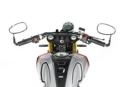 MOTOCICLETA FB MONDIAL HPS 125 2021 GRIS