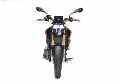 MOTOCICLETA HANWAY FURIOUS 125 NAKED FRONTAL