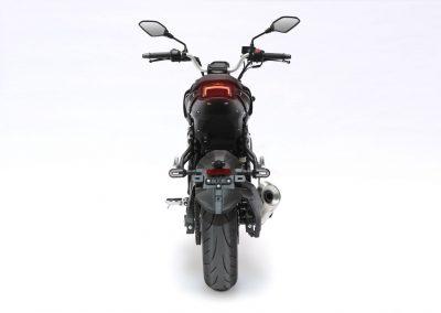 MOTOCICLETA VOGE 300AC COLOR NEGRO
